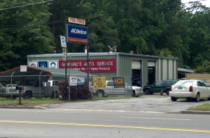 Sanford's Auto Service is a repair shop located on Wilson Blvd. in Columbia, SC.