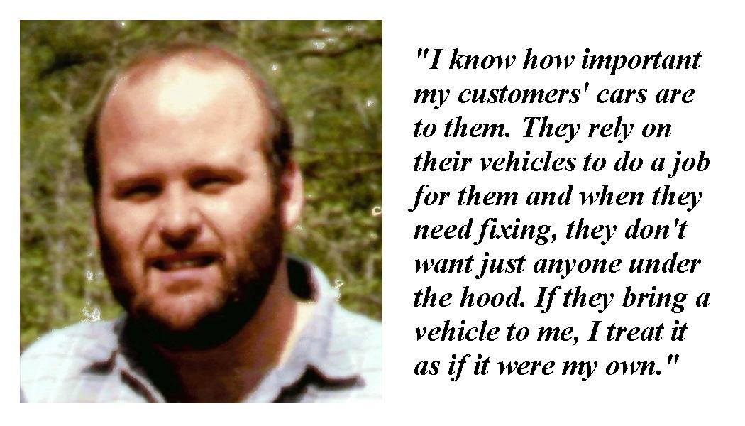 Mike Sanford cares about his customers!